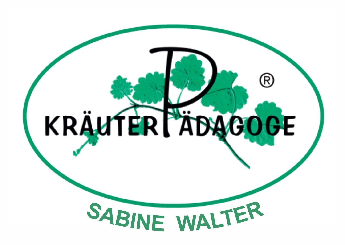 Kräuter Pädagoge Sabine Walter
